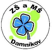 Výsledek obrázku pro logo zs damnikov
